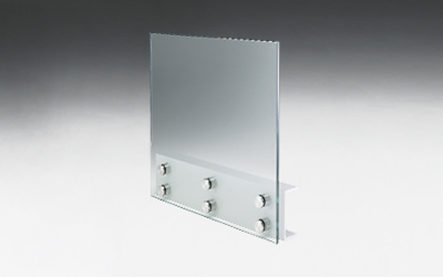 Frameless Glass Balustrade - Arena Style