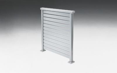 Framed Balustrade - Safa-slat Style