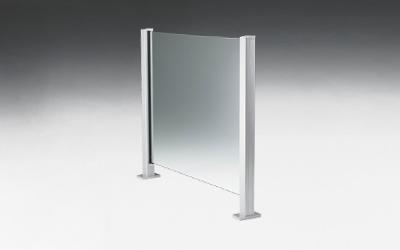 Semiframeless Glass Balustrades - Vetro Style