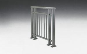 Framed Balustrade - Wilton Style