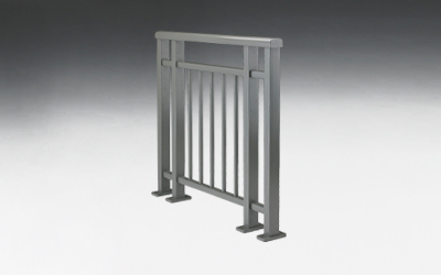 Framed Balustrade - Wilton Style